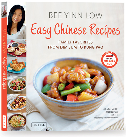 Book review easy chinese recipes by bee yin low rice sticks yours truly have been following bees successful cooking blog rasa malaysia for some time now when the news about a book release arrived forumfinder Images