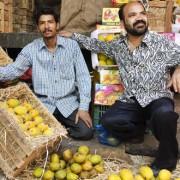 Mango salesmen Shivaji market