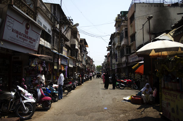 Shivaji Market