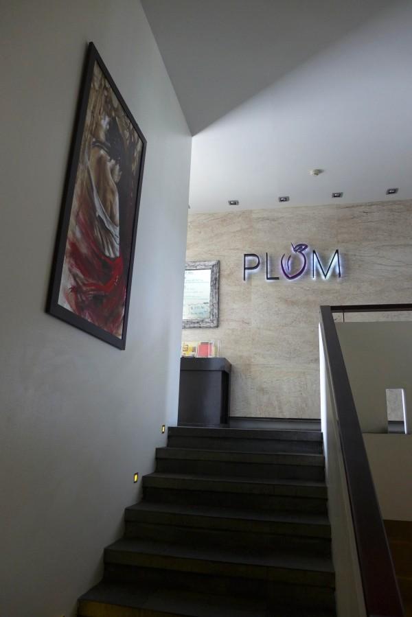 Plum restaurant