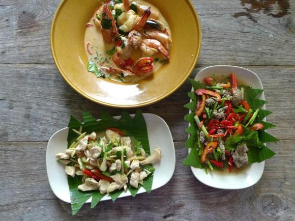 White orchid thai restaurant