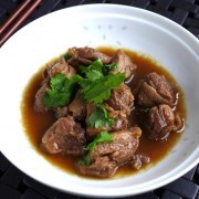 Stewed duck in Tamarind sauce