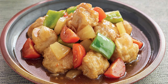 Sweet and Sour Pork_crop